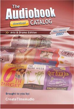 Arts&Drama Audio Books Catalog