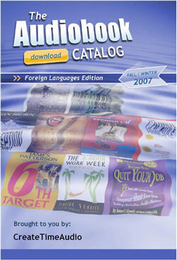 Foreign Languages Audio Books Catalog